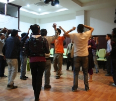 Organic Music Workshop at Kathmandu Center of Music