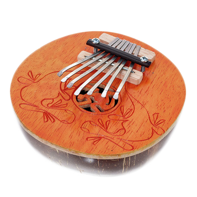 coconut small Kalimba (model 2)