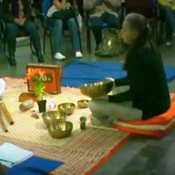 Introducao as Tacas Tibetanas - por Regina Santos