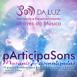 pArticipaSons Musicais Personalizadas